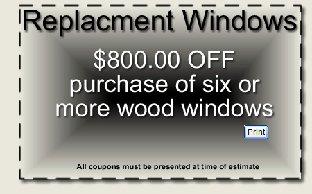 Wood Window Coupon